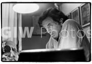 Bill Graham at Fillmore East, circa 1969