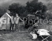 Welcome to Danger -  Harold Lloyd at camp, catches 'bum'