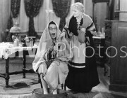 Welcome to Danger -  from photo cut from sequence - Harold Lloyd as a patient with granny and mouthspray