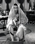 Welcome to Danger -  from photo cut from sequence - Harold Lloyd as a patient