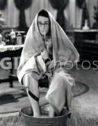 Welcome to Danger -  from photo cut from sequence - Harold Lloyd as patient with tweezers