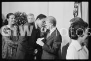 Muhammad Ali and President Carter