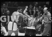 Muhammad Ali in the ring
