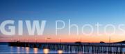 Sunset at Avila Beach, CA