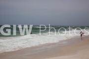 White sands on the Gulf Coast