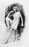 """Fashion 1920's: Lingerie and the new Airey Nothings"""" of 1928 -- one piece satin combination, pure silk stockings and"""