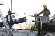 Police Helicopter crash at the Clutha Vaults Glasgow