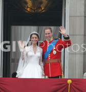 Kate & William Balcony