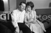 Jerry Lee Lewis and his wife