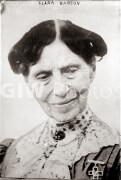 December 16, 1911. Clara Barton, founder of the American Red Cross.