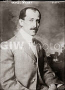 Portrait of Orville Wright.