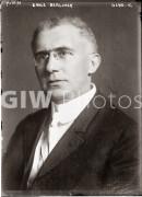 German-born American inventor Emile Berliner.