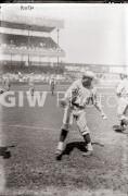 New York City. Babe Ruth.