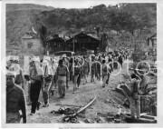 Philippines. 1942. The Bataan Death March.