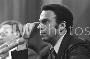June 6, 1977. Andrew Young, U.S. Ambassador to the United Nations, at a meeting of the Subcommittee on African Affairs of the Senate Committee on Foreign Relations.