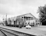 Plains, Georgia. Plains Depot, Hudson & Main Streets.